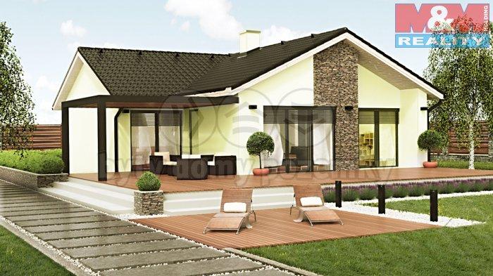 Prodej, rodinný dům, 4+kk, 1021 m2, Benešov