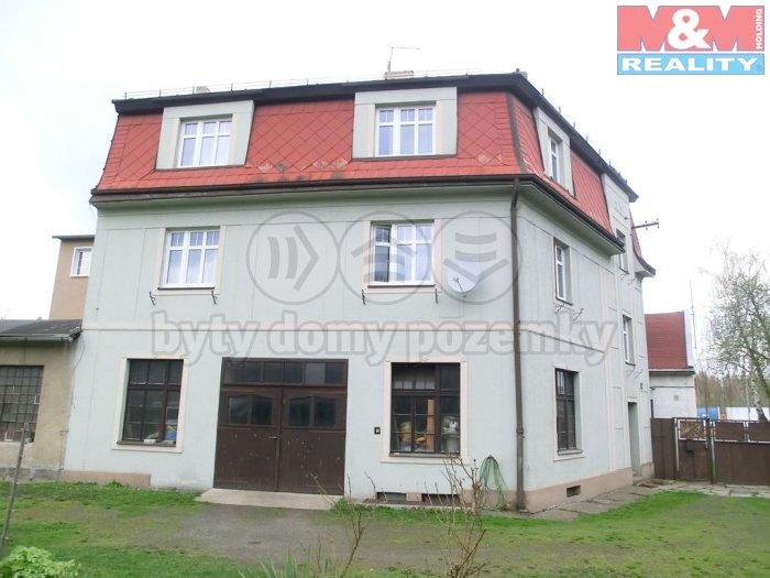 Prodej, rodinný dům 6+2, Karlovy Vary, Tuhnice