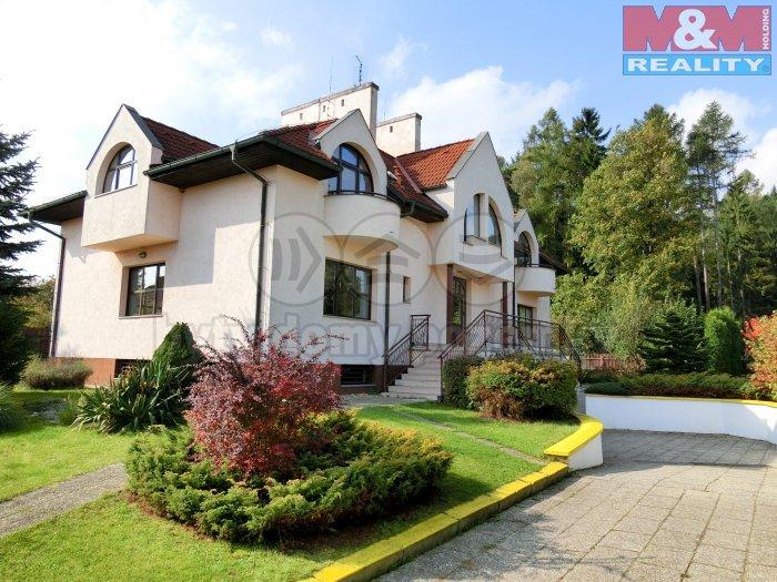 Prodej, vila, 1531 m2, Mukařov u Říčan, ul. Lipová