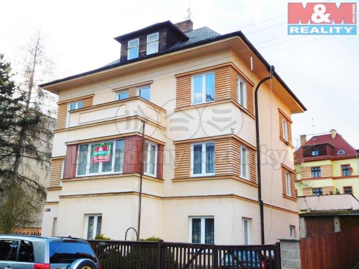 Prodej, rodinný dům 6+3, 563 m2, K. Vary - Bohatice