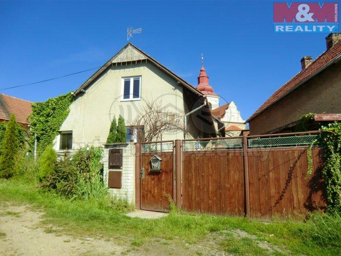 Prodej, rodinný dům, Kostomlaty pod Řípem