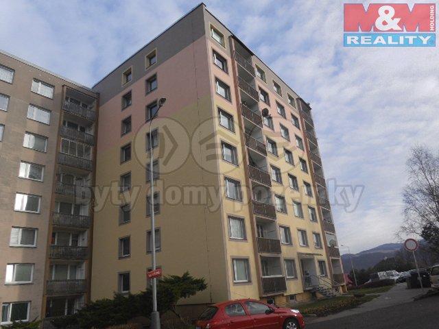 Prodej, byt 3+1, 81 m2, DV, Ústí nad Labem, ul. Na Výšině