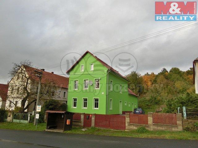 Prodej, rodinný dům, 1345 m2, Stebno - Milbohov