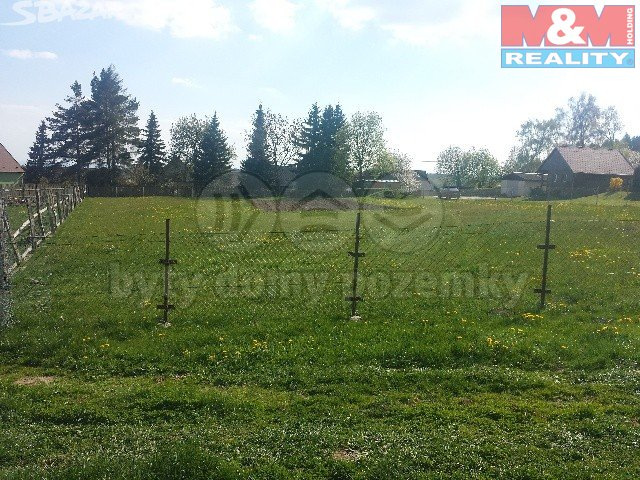 Prodej, pozemek, 2230 m2, Chomutov - Boleboř