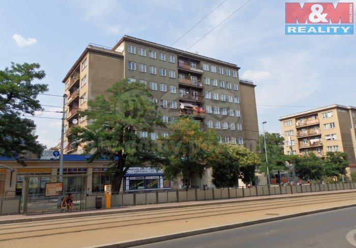 Prodej, byt 1+kk, Praha 9 - Libeň
