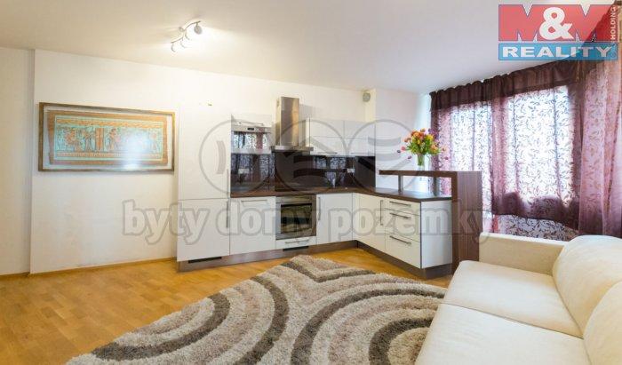 Prodej, byt 2+kk, 57,2 m2, Praha 9 - Střížkov