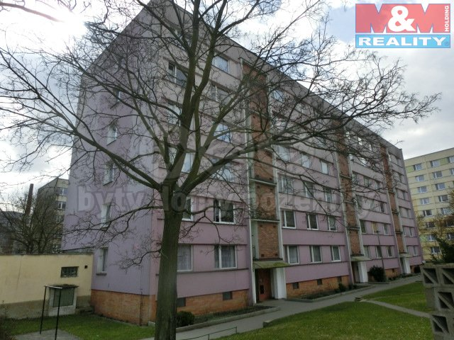 Prodej, byt 1+1, 37 m2, OV, Ústí nad Labem, ul. Družstevní