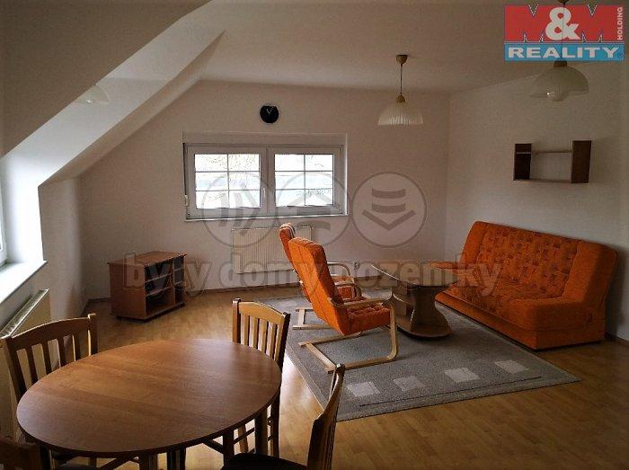 Pronájem, byt 2+1, 90 m2, Karlovy Vary - Bohatice