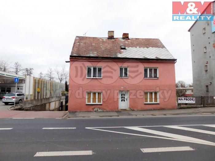 Prodej, rodinný dům 6+1, 265 m2, Karlovy Vary