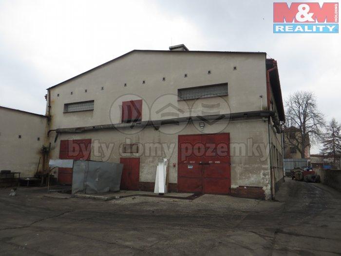 Prodej, komerční objekt, 623 m2, Žatec, ul. Osvoboditelů