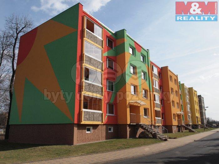 Prodej, byt 3+1, 70 m2, OV, Podbořany, ul. Palackého