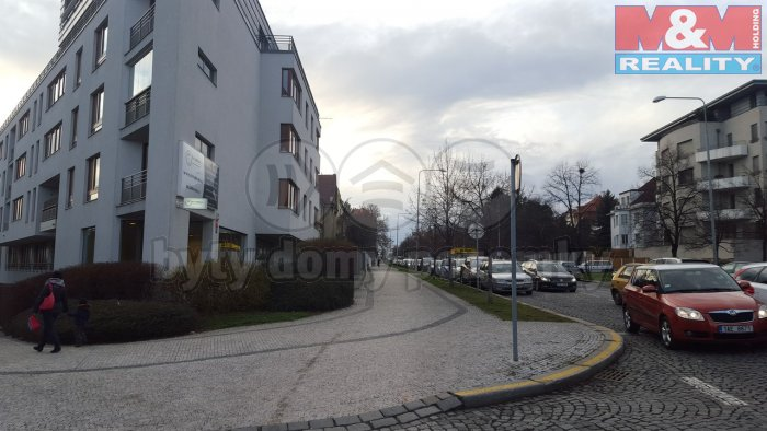 Prodej, obchodní prostory, 113 m2, Praha 10 - Vršovice