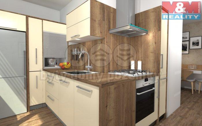 Prodej, byt 3+1, DV, 76 m2, Karlovy Vary