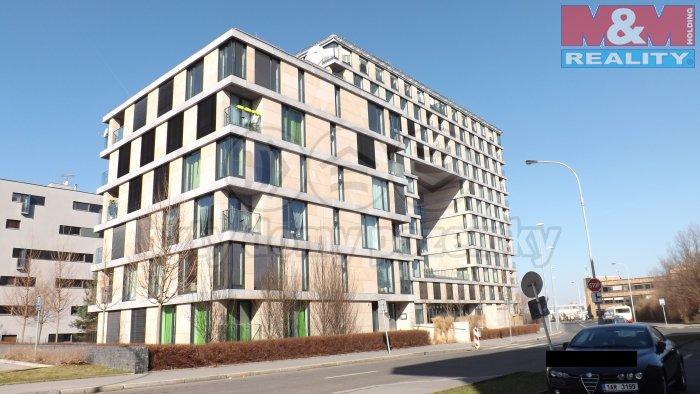 Pronájem, byt, 1+kk, 37 m2, Praha 4 - Nusle