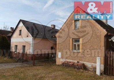 Prodej, rodinný dům, 1224 m2, Olešná u Hořovic