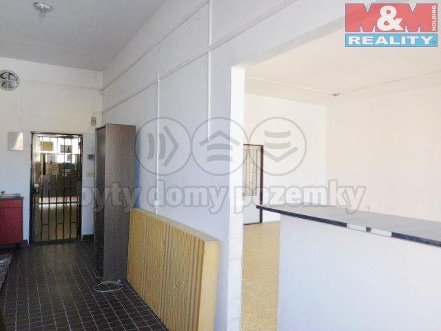 Prodej, nebytové prostory, 113 m2, K. Vary, ul. U Koupaliště