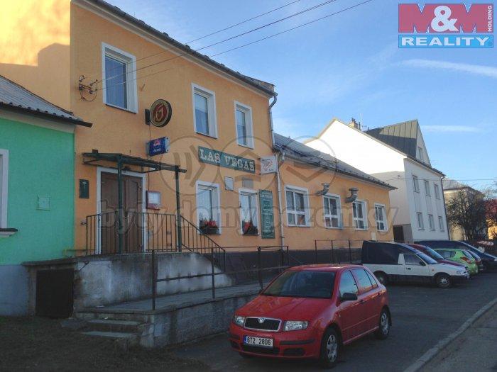 Prodej, restaurace a stravování, Krnov, ul. Chářovská