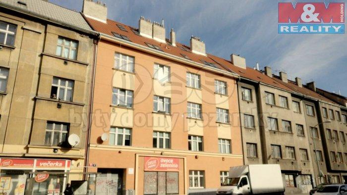 Prodej, atelier 1+1, 26 m², Praha 8 - Vysočany