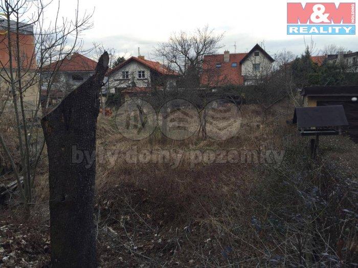 Prodej, stavební pozemek, 631 m2, Praha 4 - Krč