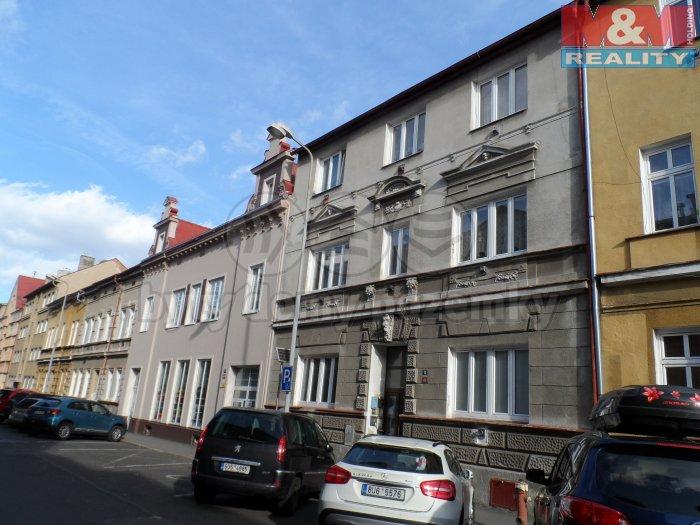 Prodej, byt 1+1, 40 m2, Chomutov, ul. Vršovců