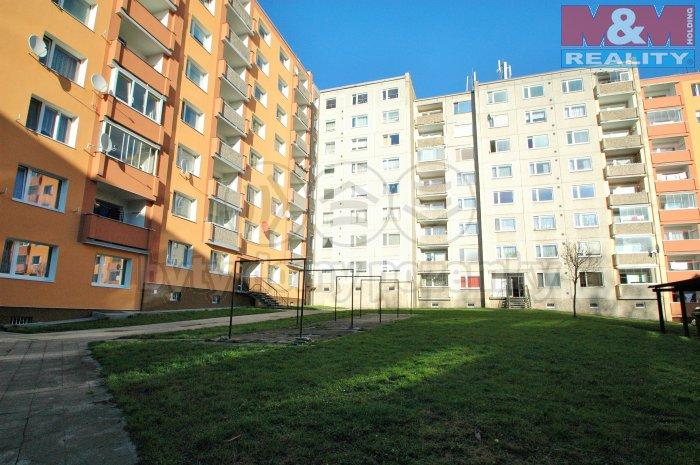 Prodej, byt 1+1, 42 m2, OV, Karlovy Vary, ul. Celní