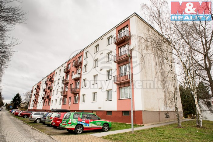 Pronájem, byt 3+1, 54 m2, Praha 9 - Horní Počernice