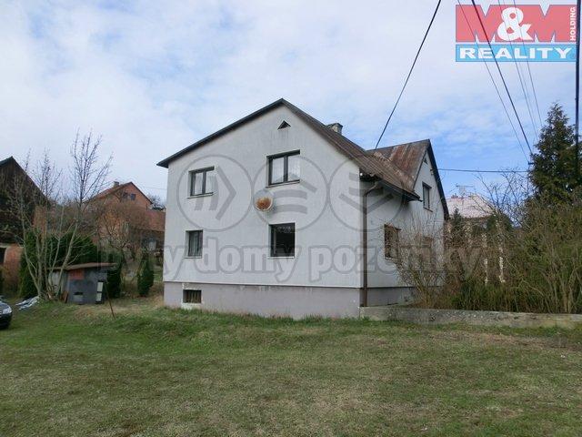 Prodej, rodinný dům 6+1, Jasenná
