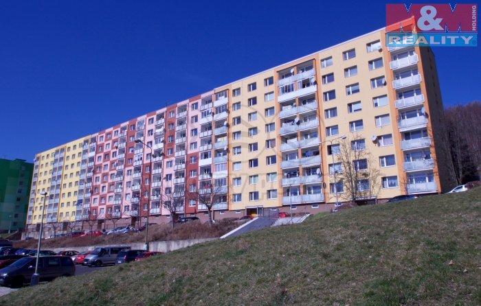 Prodej, byt 1+1, 35 m2, DV, Jirkov, ul. Krušnohorská