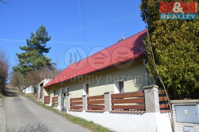 Prodej, rodinný dům 3+1, Třebívlice - Šepetely