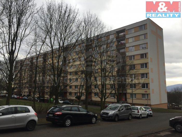 Prodej, byt 2+1, OV, 51 m2, Ústí nad Labem, ul. Marvanova