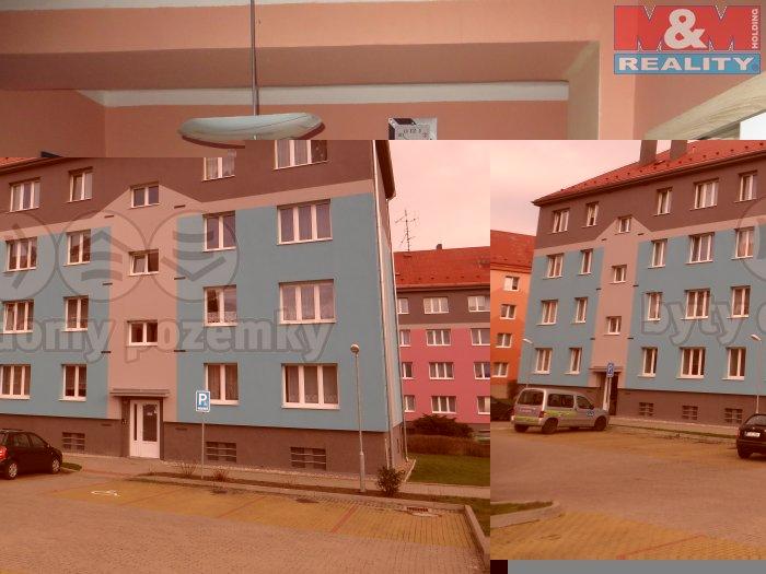 Prodej, byt 2+1, OV, Klášterec nad Ohří, ul. Václava Řezáče