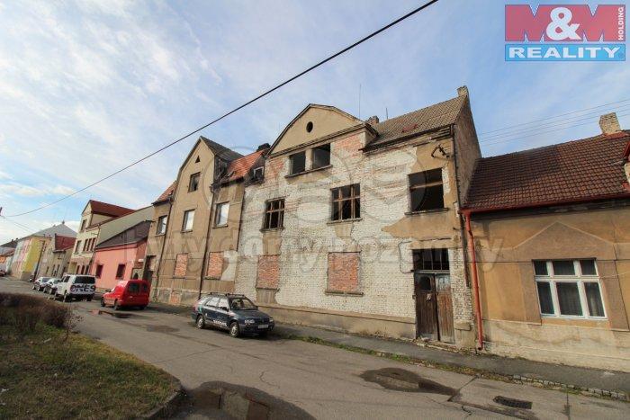 Prodej, rodinný dům, Kladno, ul. P. Holého