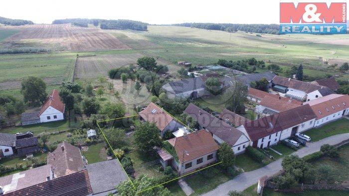 Prodej, rodinný dům, Skály, Budičovice
