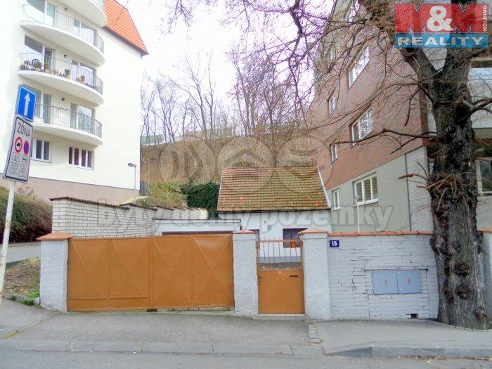 Prodej, rodinný dům, 63 m2, Praha 5 - Smíchov