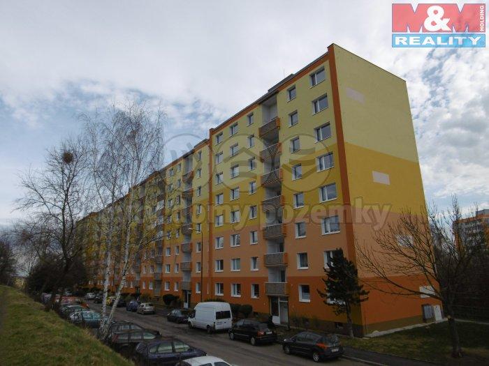 Prodej, byt 3+1, 68 m2, DV, Chomutov, ul. Svahová