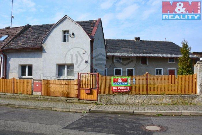 Prodej, rodinný dům, Lukavec