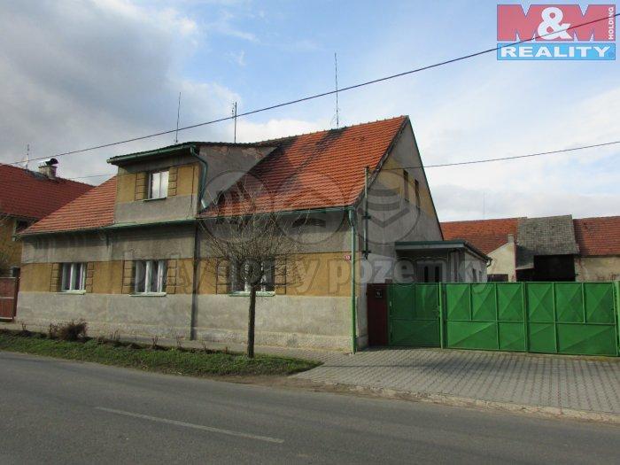 Prodej, rodinný dům 4+1, 90 m2, Pšovlky