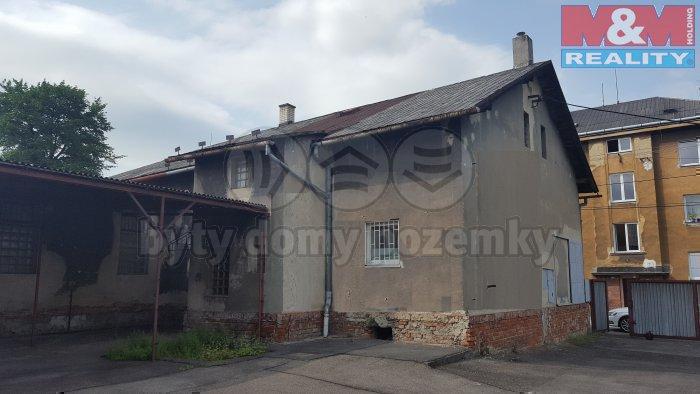 Prodej, bytový dům, Michálkovice, ul. U Kříže
