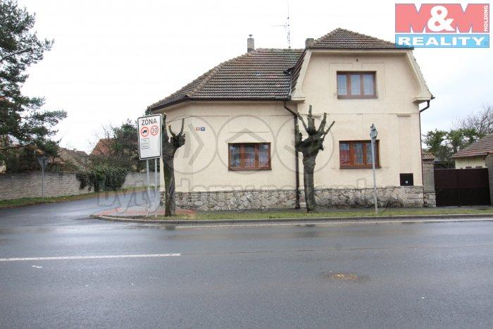 Prodej, rodinný dům, 6+1, 1010 m2, Rudná, ul. Masarykova