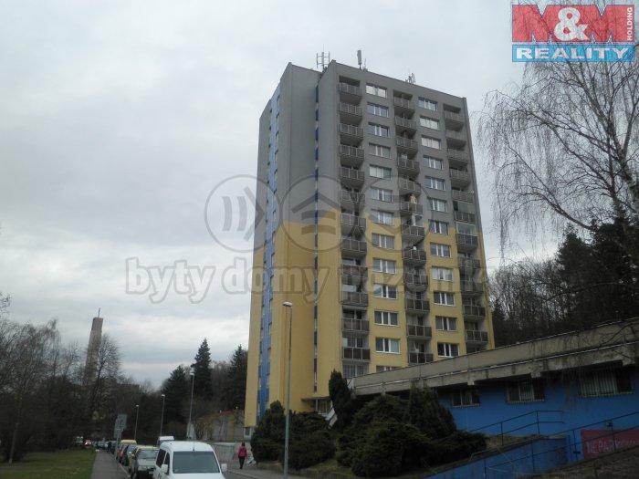 Prodej, byt 1+kk, 25 m2, DV, Praha 5 - Košíře