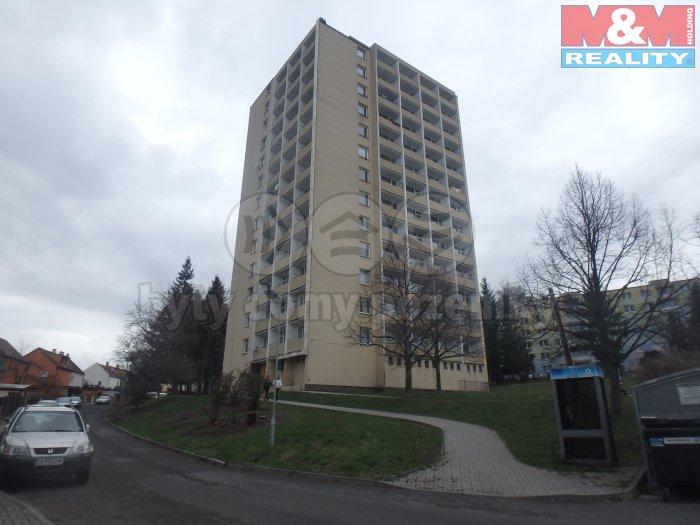 Prodej, byt 3+1, 62 m2, OV, Klášterec nad Ohří, ul. Mírová