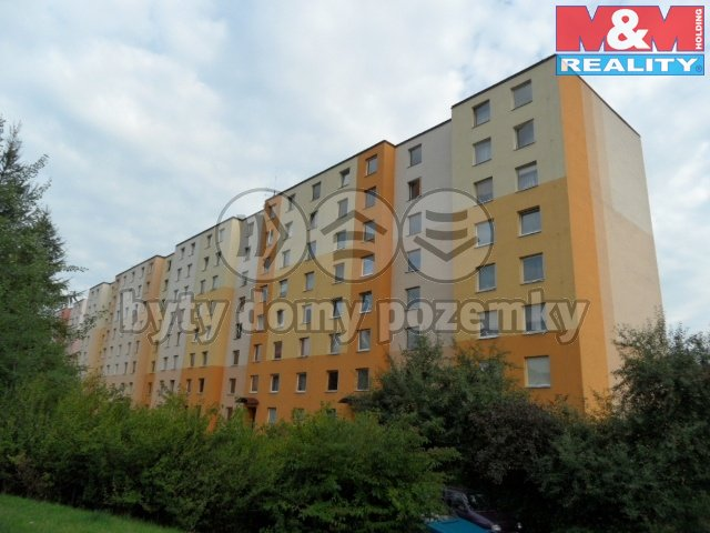 Prodej, byt 3+1, 77 m2, OV, Ústí nad Labem, ul. Keplerova