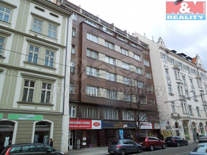 Prodej, byt 3+kk, 82 m2, DV, Praha 8 - Karlín