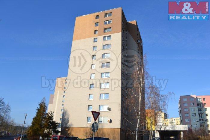 Prodej, byt 3+1, 62 m2, Jablonec n/N, ul. Na Vršku