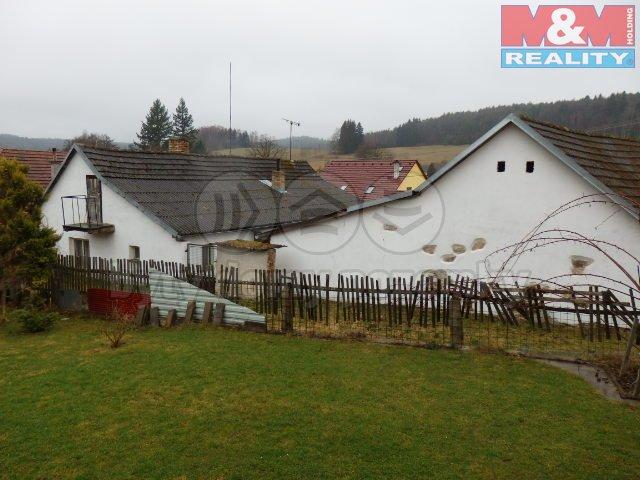 Prodej, rodinný dům 3+1, 613 m2, Horní Radouň