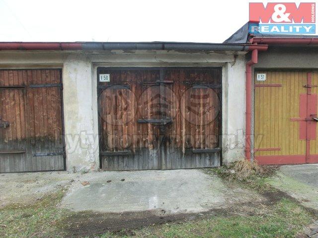 Prodej, garáž, 20 m2, Litvínov - Kopisty