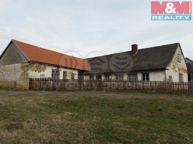 Prodej, rodinný dům, 583 m2, Rodinov