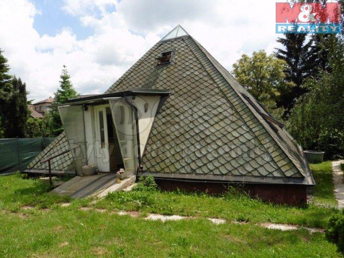 Pronájem, atypický rodinný dům 3+1, 72 m2, Světice