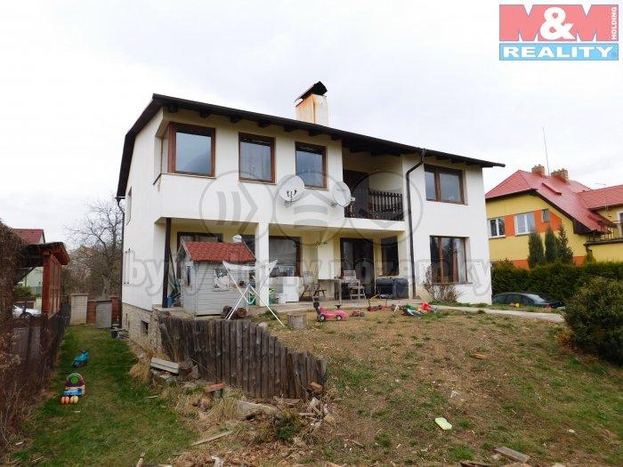 Prodej, rodinný dům 6+2, 200m2, Praha 9 - Újezd na Lesy
