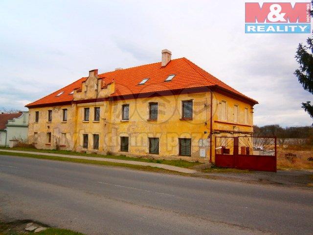 Prodej, zemědělská usedlost, 12517 m2, Židovice nad Labem